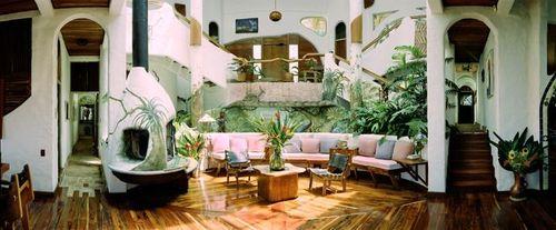 Finca Rosa Blanca Country Inn - Living Room