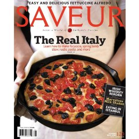 Saveur Discounted 64% - only $16, regularly $45