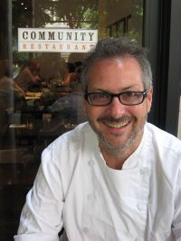 Chef Neil Kleinberg cooks this Saturday