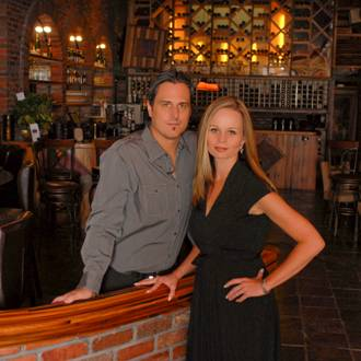 Cellar6 Owners Craig Colee and Valerie Shubert