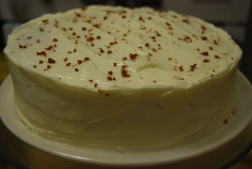 Find a recipe for red velvet cake here