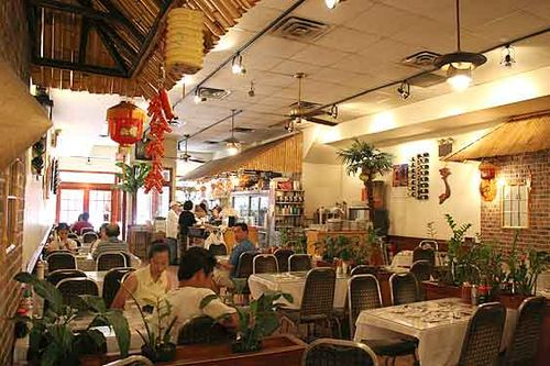 NY Mag dishes about Pho Viet Huong (photo by Yung Cee Ng)