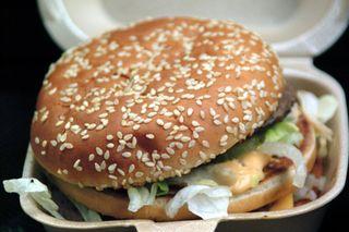 It's better burger time! (photo by Ian Brittan, FreeFoto.com)