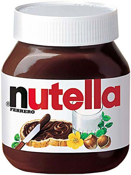 Nutella is my secret vice