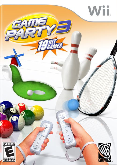 Game Party 3 great for family fun