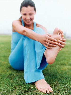 Find more all-natural beauty treatments at Fitness (photo by Colette DeBarros)