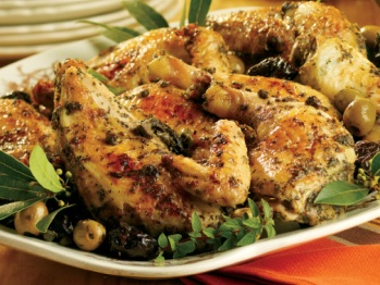 Find Chicken Marbella and more recipes at Cookstr.com