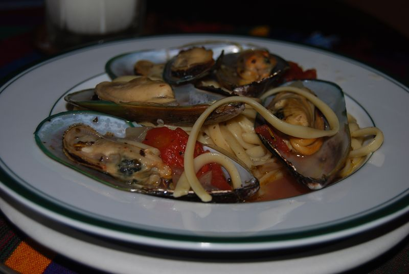 Mussels make a savory meal in minutes