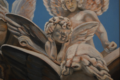 On the wings of angels $300 at Mizboo's Etsy shop