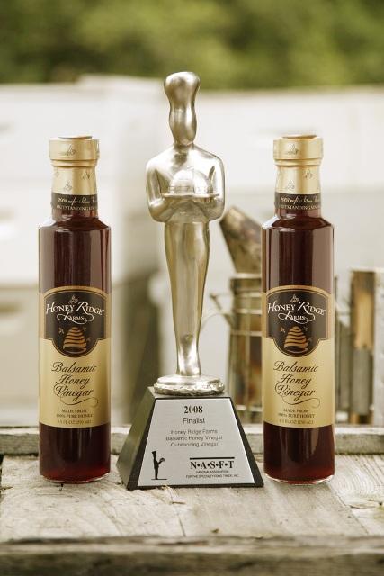 Balsamic Honey Vinegar is a winner