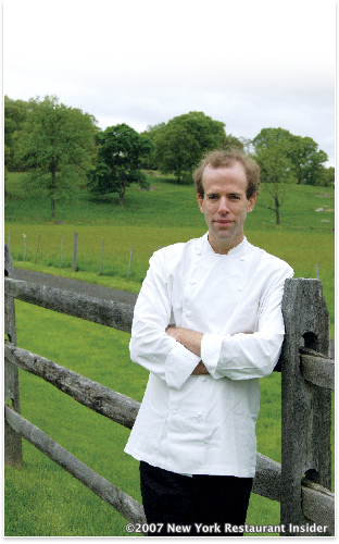 Chef Dan Barber interview at Yale Sustainable Food Project