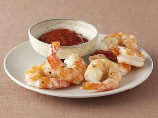 Barefoot Contessa's Roasted Shrimp Cocktail