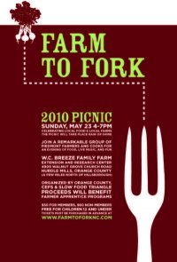 Farm To Fork Fundraiser