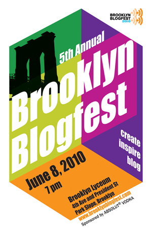 Brooklyn Blogfest