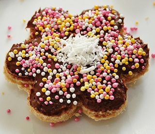 Fairy Bread! Where's my thimbleful of dewdrop wine?