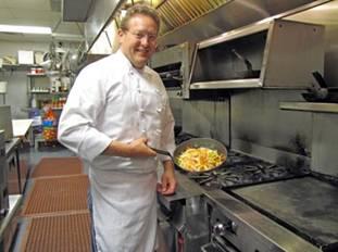 Chef Dave Snyder