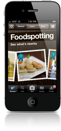 IPhone Foodspotting