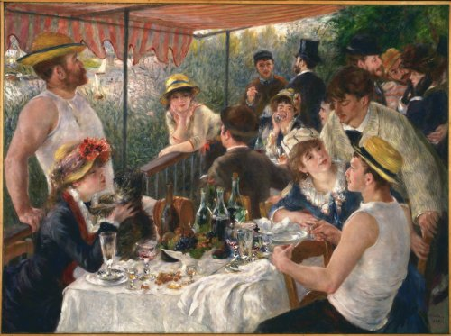 Renoir-luncheon-at-the-boating-party