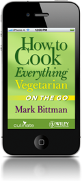 Mark Bittman How to Cook Everything Vegetarian iPhone App
